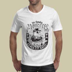 t-shirt mouettes