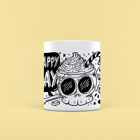 tasse illustration chocolat