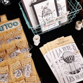 tatouage stand