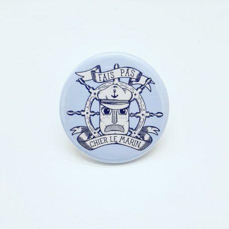 badge marin