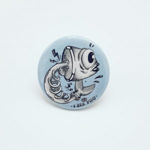 badge poisson
