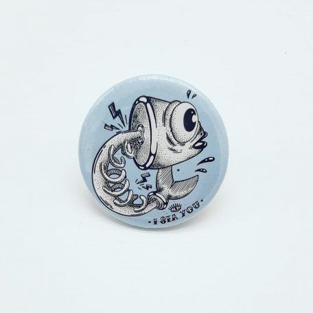 badge poisson