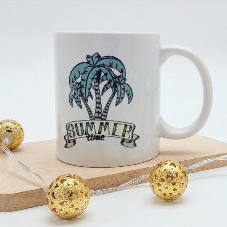 tasse palmiers